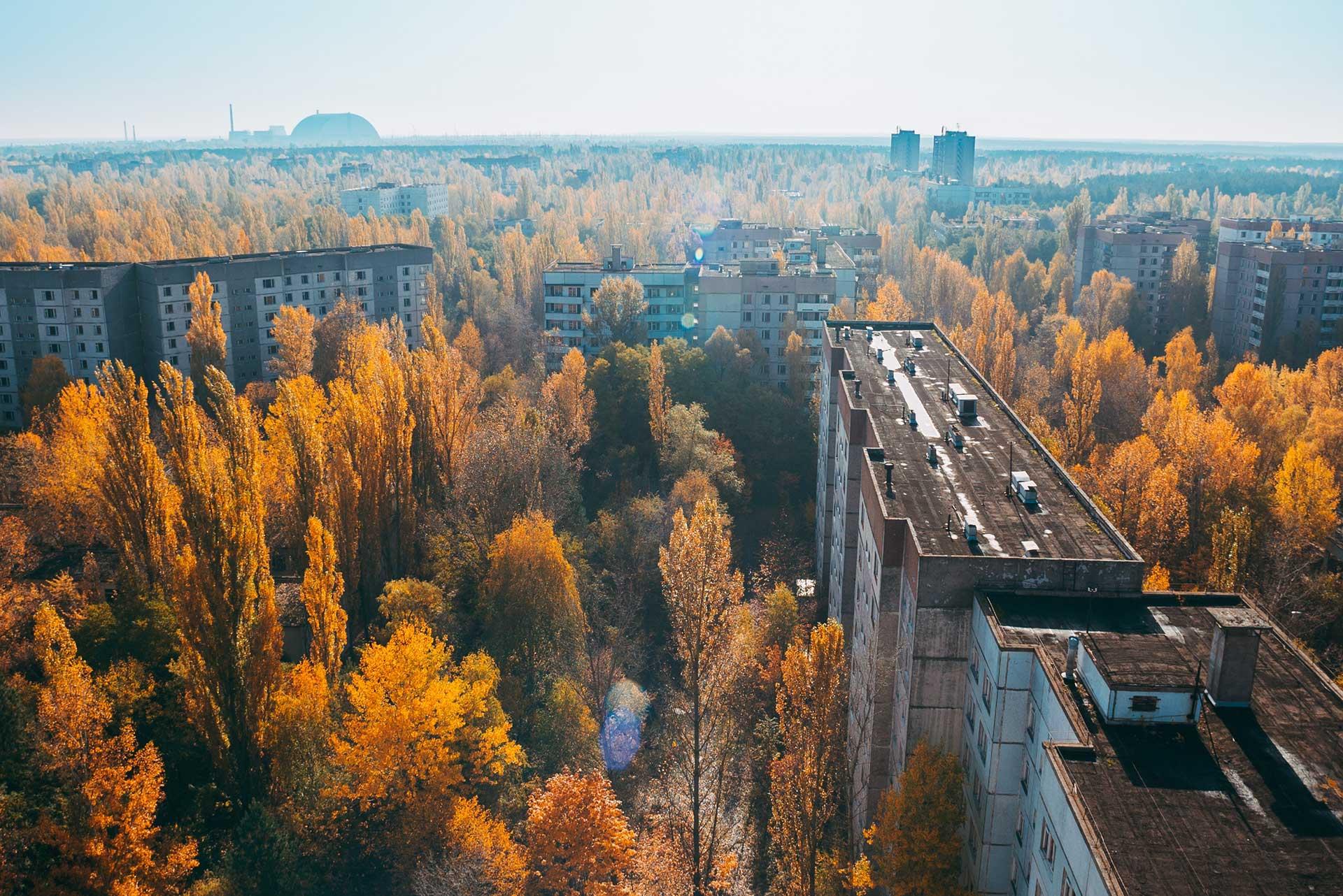 Visita a Chernóbil y Pripyat, el día de mi cumpleaños